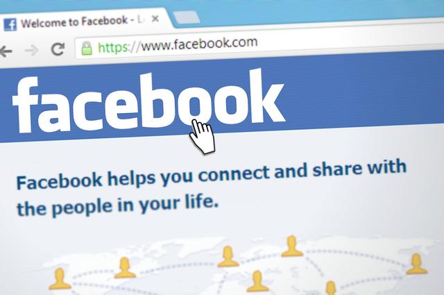 Facebook Ingresando