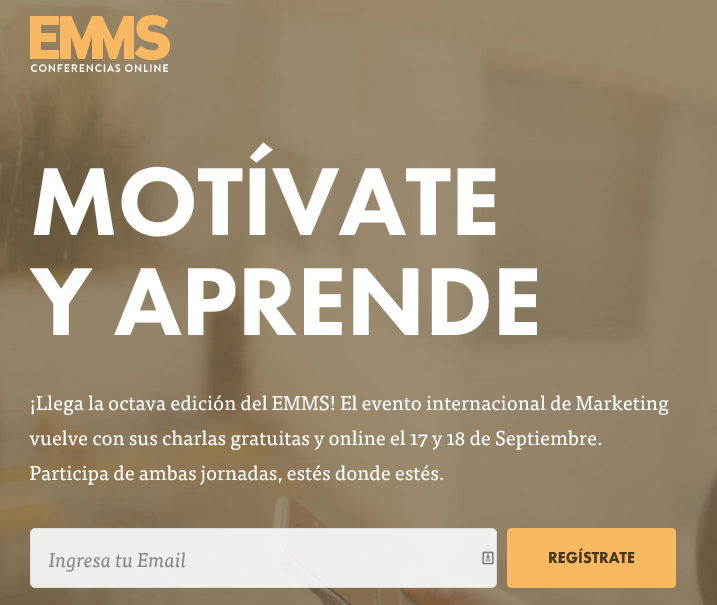 Evento de Marketing Online EMMS
